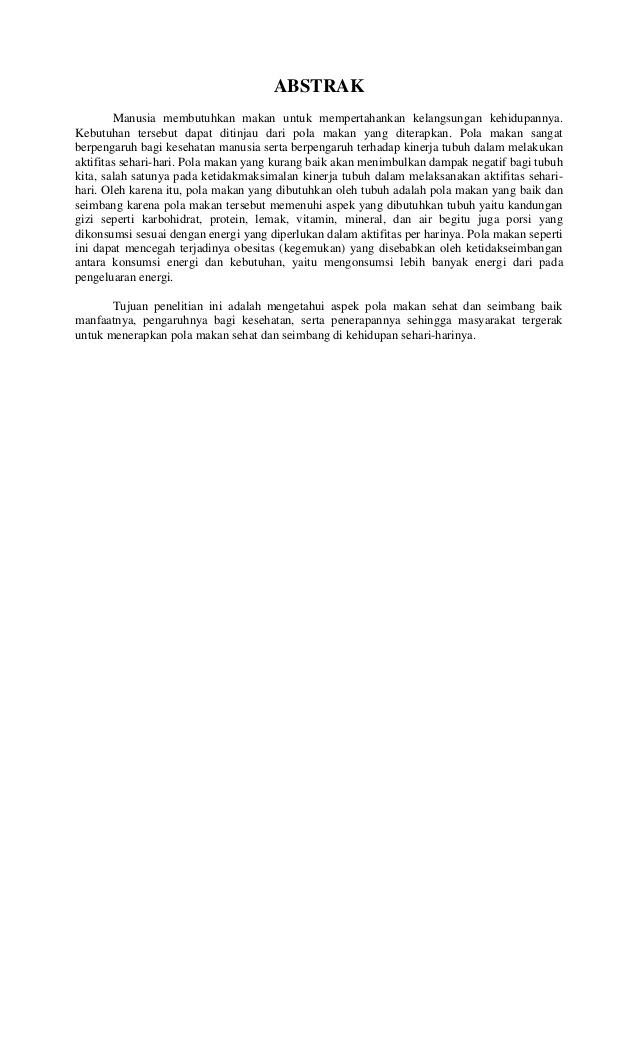 Raymond Harve Mada Blog: Abstrak dan Daftar Pustaka